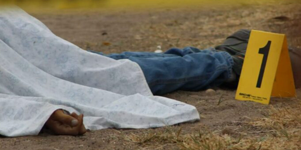 Lo acribillan a balazos en Miahuatlán | El Imparcial de Oaxaca