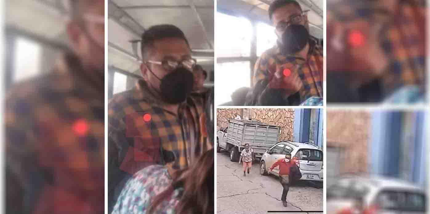 Le siguen el rastro a ladrón de bolsos que opera en la capital oaxaqueña | El Imparcial de Oaxaca