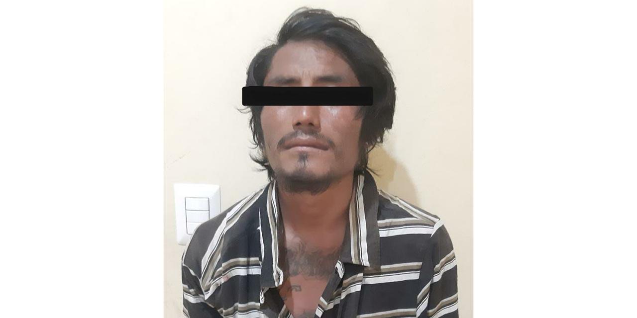 Lo detienen por robar en una tienda en San Jacinto Amilpas | El Imparcial de Oaxaca