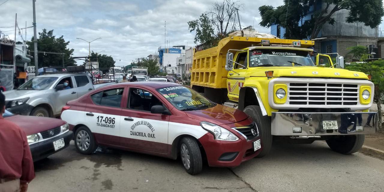 Tremendo susto en la Central de Abasto | El Imparcial de Oaxaca