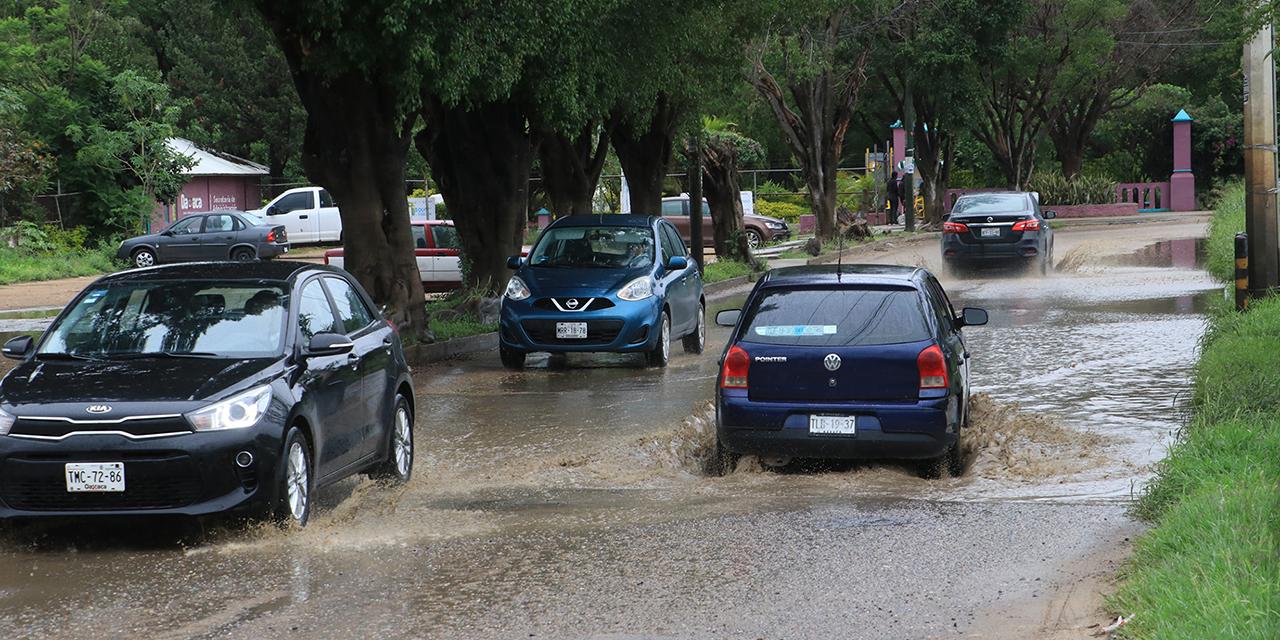 Lluvias dan tregua; aminoran en la última semana del mes   El Imparcial de Oaxaca