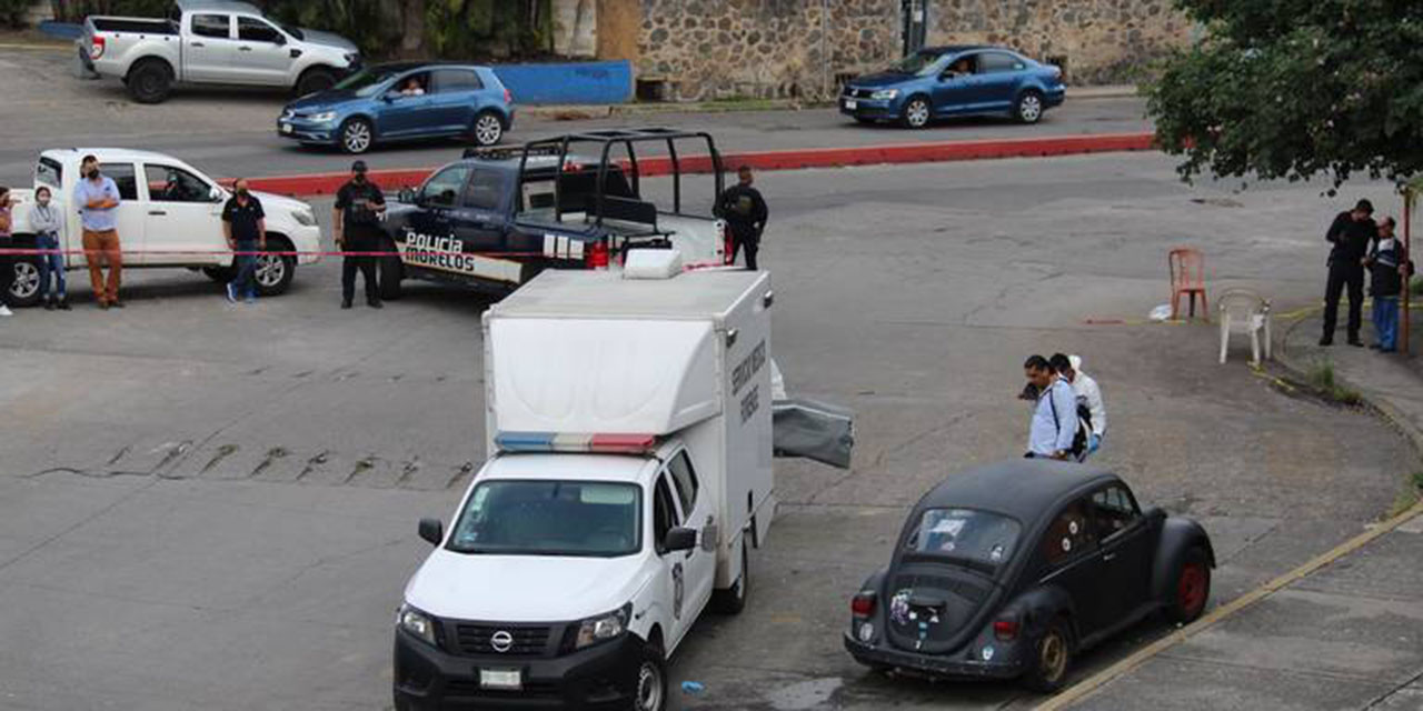 Asesinan a balazos al periodista Manuel González Reyes en Cuernavaca | El Imparcial de Oaxaca