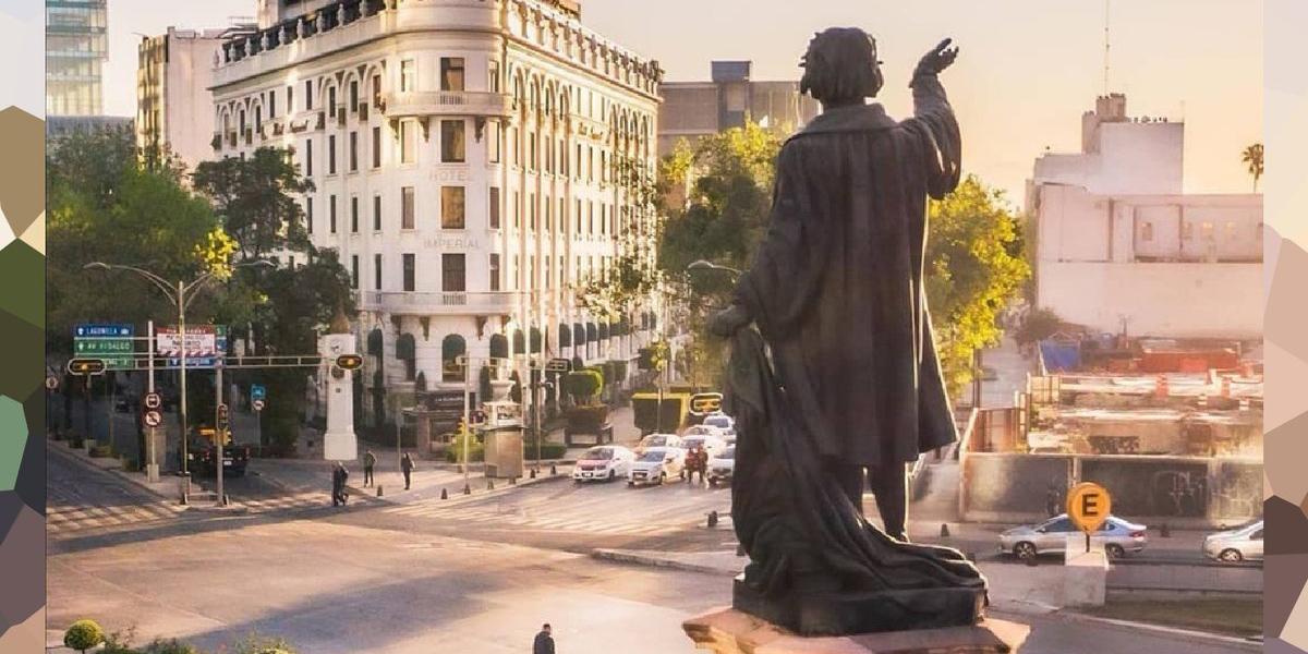La estatua de Cristóbal Colon no regresará a Reforma, afirma Sheinbaum   El Imparcial de Oaxaca