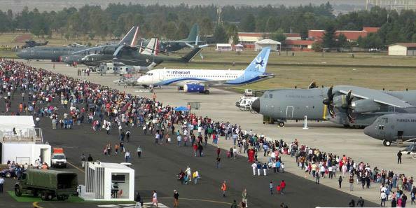 Agencia Espacial Mexicana estará presente en la Feria Aeroespacial | El Imparcial de Oaxaca