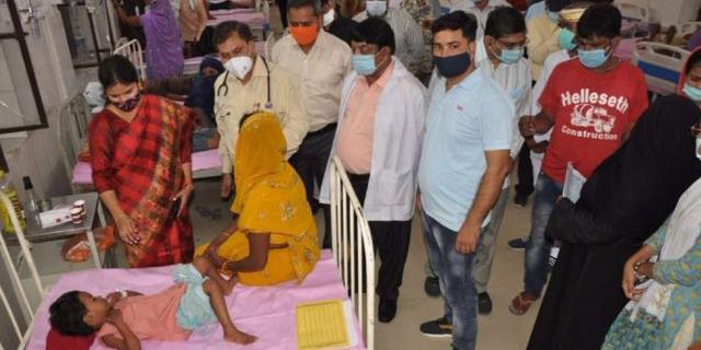 India reporta casos de una misteriosa fiebre; ya dejó al menos 50 muertos   El Imparcial de Oaxaca