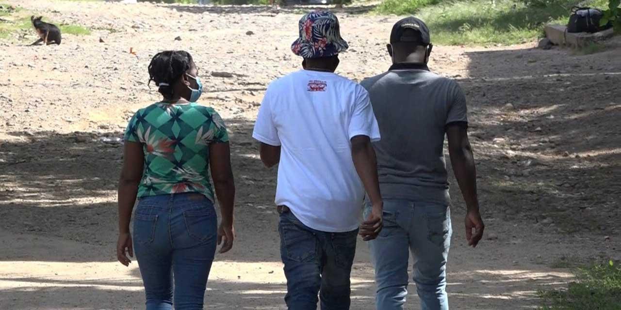 Arriban haitianos al Istmo de Tehuantepec