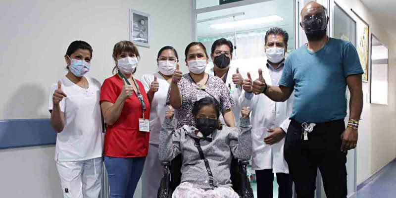 Realizan especialistas del IMSS exitoso trasplante de hígado a mujer de 28 años   El Imparcial de Oaxaca