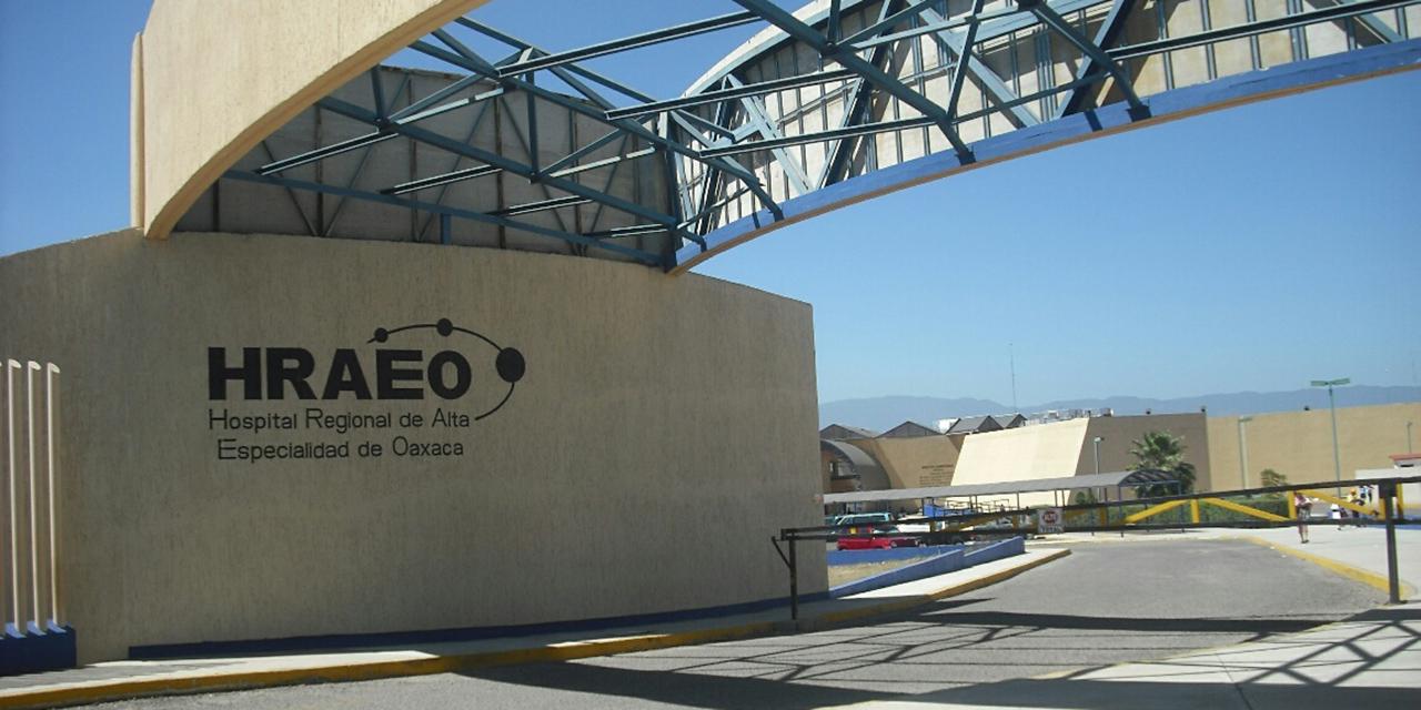 Incrementan presupuesto para el HRAEO en 22%   El Imparcial de Oaxaca