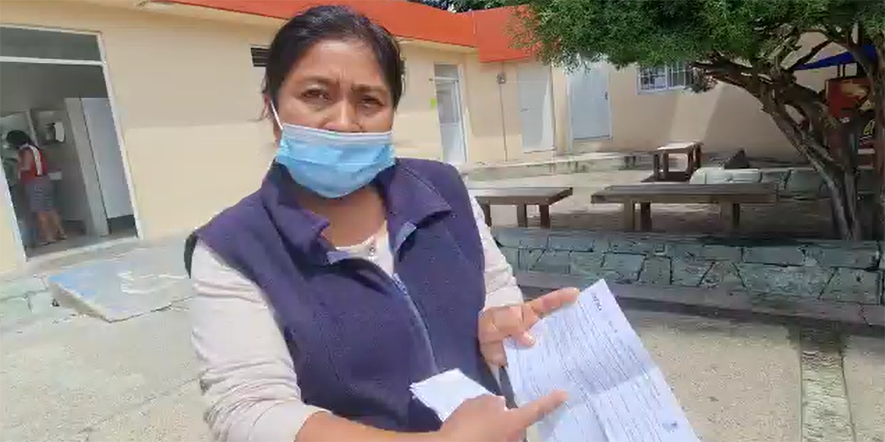 Familiares de pacientes del Hospital Civil claman ayuda | El Imparcial de Oaxaca