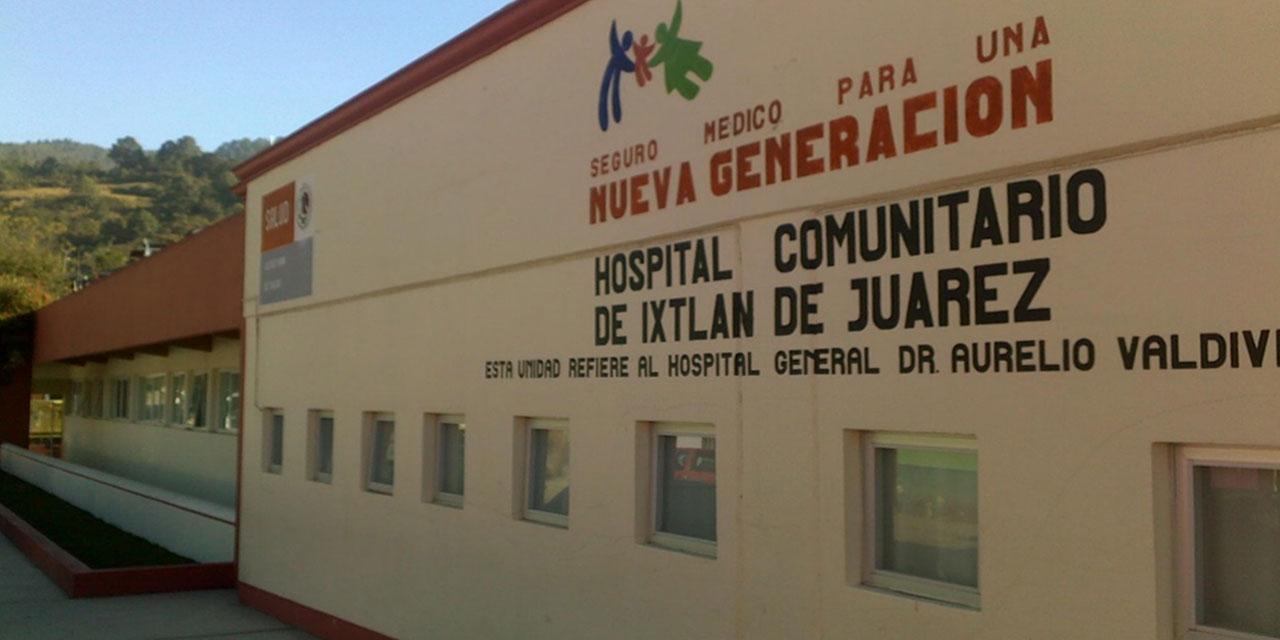 Sin servicio de Pediatría: Anuncia Hospital Comunitario de Ixtlán de Juárez   El Imparcial de Oaxaca