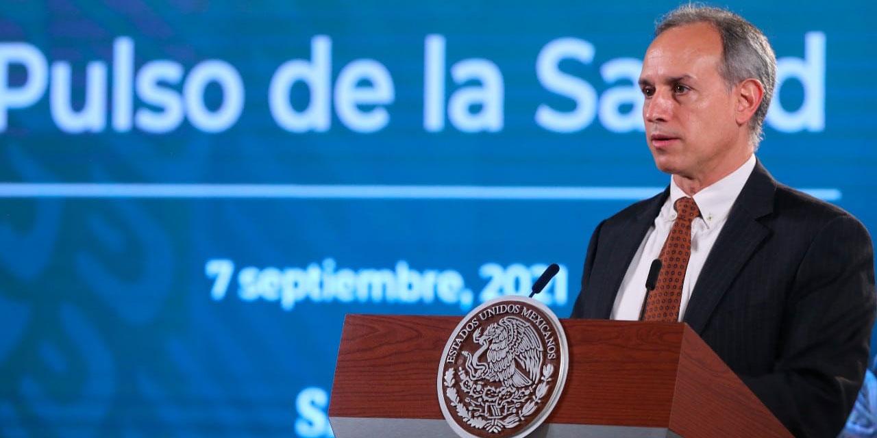Recibirán vacuna menores de 12 a 17 años con riesgo de sufrir Covid grave: López – Gatell | El Imparcial de Oaxaca