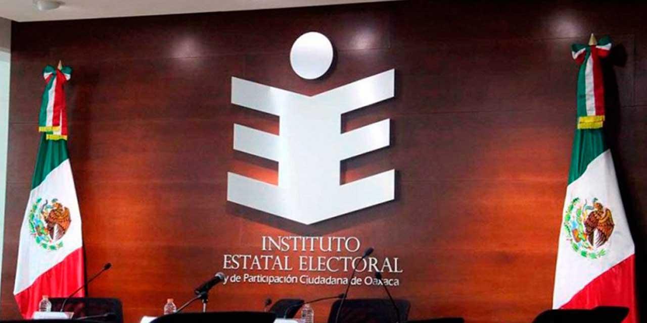 IEEPCO avala transparencia en los sondeos electorales | El Imparcial de Oaxaca
