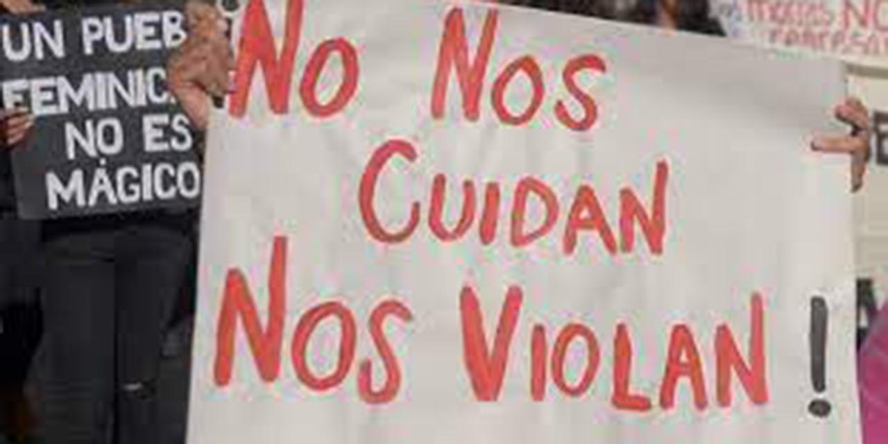 En 8 meses registran 1,095 denuncias contra la seguridad sexual   El Imparcial de Oaxaca