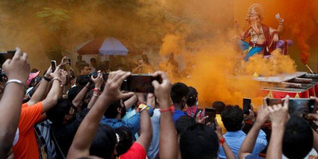 India restringe festivales religiosos ante indicios de nueva ola de covid   El Imparcial de Oaxaca