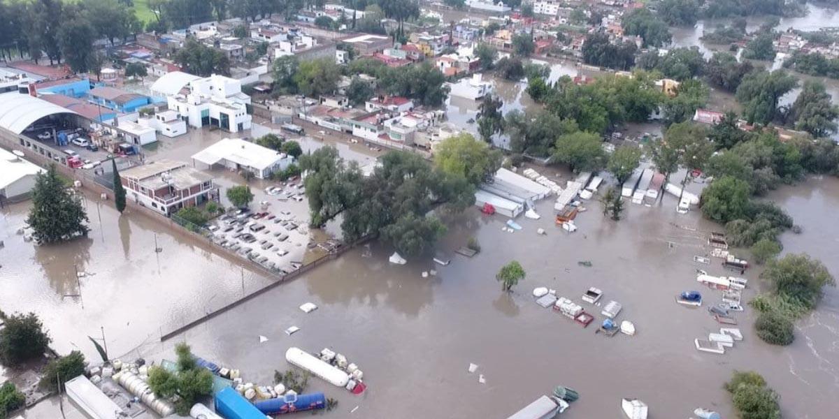 Gobierno pide evacuar Tula e Ixmiquilpan tras desbordamiento de presa en Edomex   El Imparcial de Oaxaca