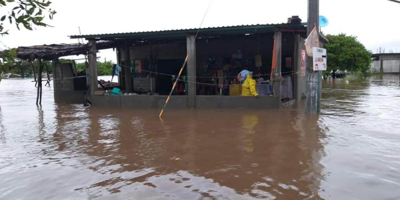Desciende nivel de ríos en Juchitán, inicia recuento de daños | El Imparcial de Oaxaca