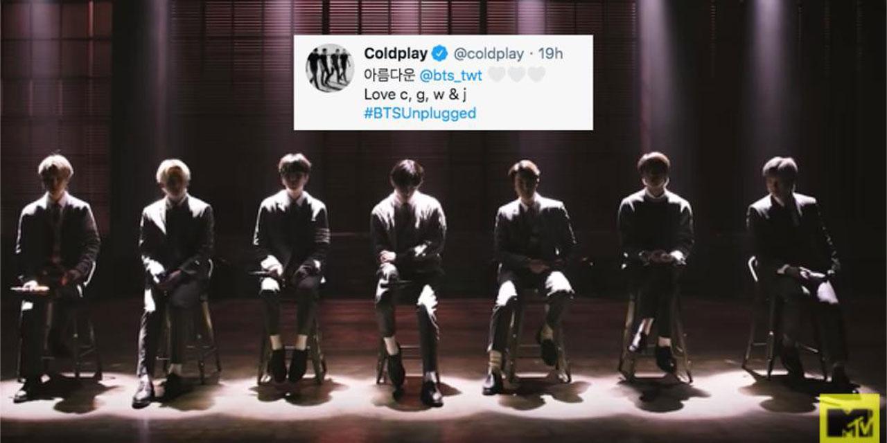 Anuncia Coldplay colaboración con BTS | El Imparcial de Oaxaca
