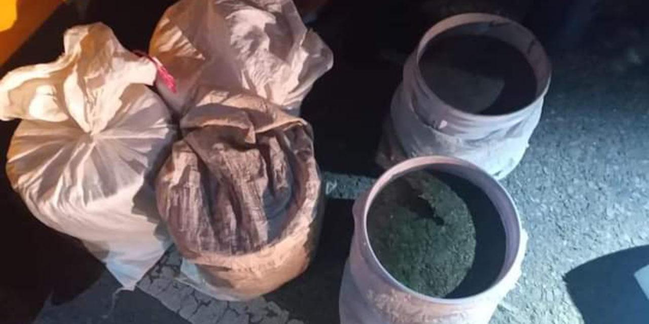 Traían 40 kilos de mariguana en taxi   El Imparcial de Oaxaca