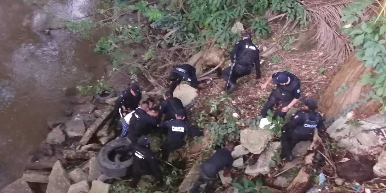 Mujer se lanza de un puente en Tuxtepec | El Imparcial de Oaxaca