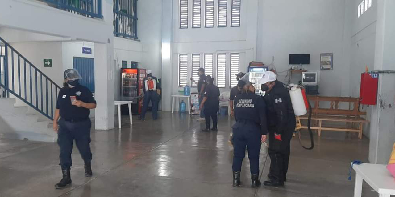 Coronavirus acecha los reclusorios de Oaxaca | El Imparcial de Oaxaca