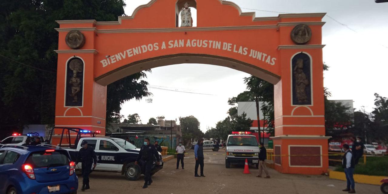 Bebedor crónico muere en calles de San Agustín de las Juntas   El Imparcial de Oaxaca