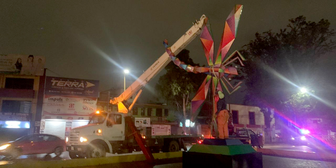 Al corralón municipal, dos obras de Andriacci   El Imparcial de Oaxaca