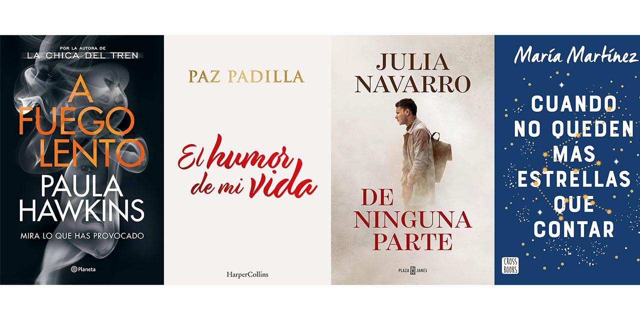 Cuatro libros para leer en septiembre | El Imparcial de Oaxaca