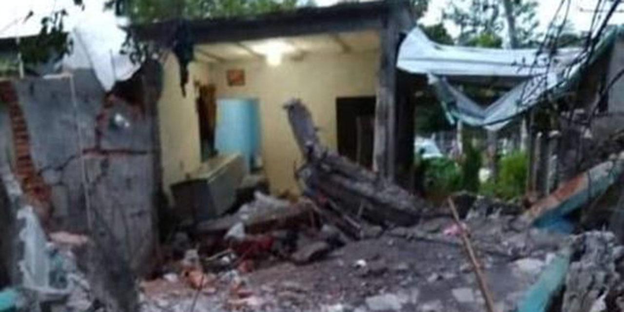Explota pirotecnia en Santa María Huazolotitlán | El Imparcial de Oaxaca