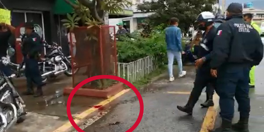 Sangriento asalto en avenida Universidad   El Imparcial de Oaxaca