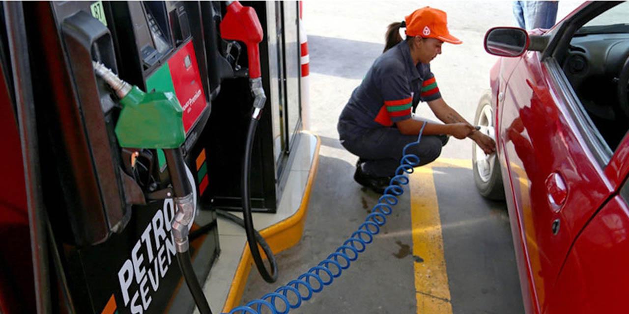 Hacienda sube estímulo fiscal a las gasolinas y el diésel; esto pagarás de impuesto | El Imparcial de Oaxaca