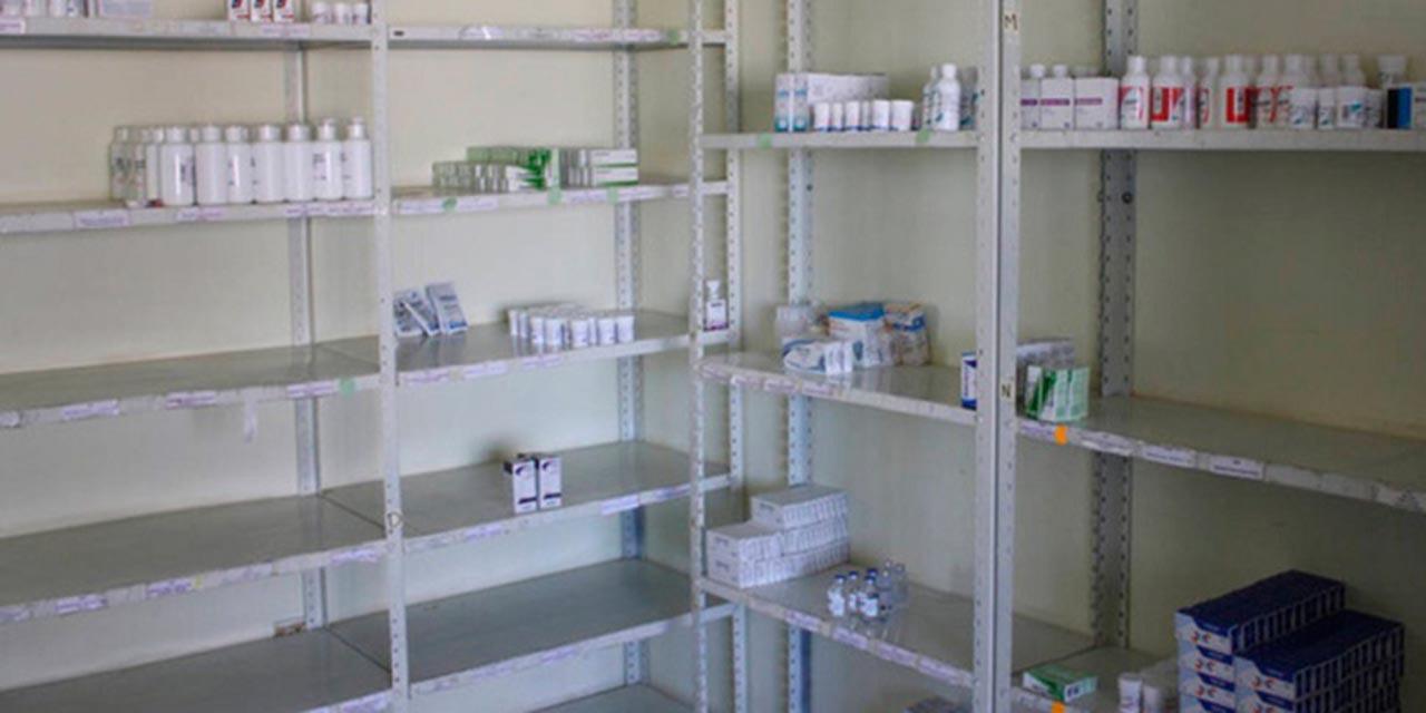 Persiste desabasto de medicinas; 9 reportes   El Imparcial de Oaxaca