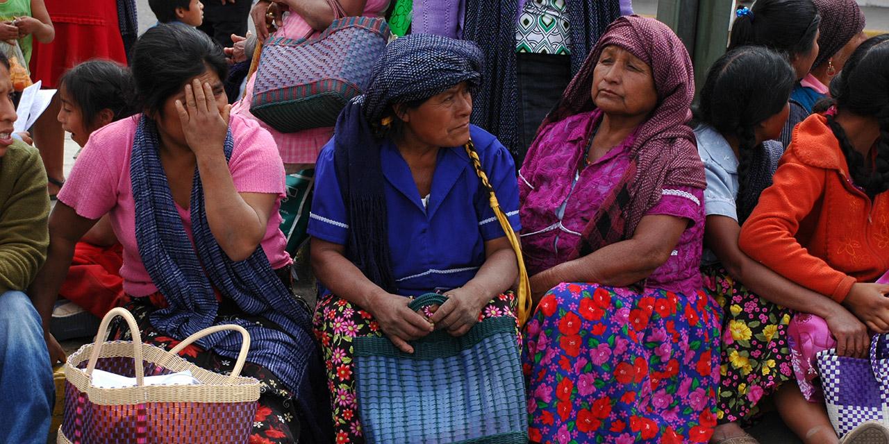 Mujer indígena en Oaxaca: ante triple discriminación   El Imparcial de Oaxaca