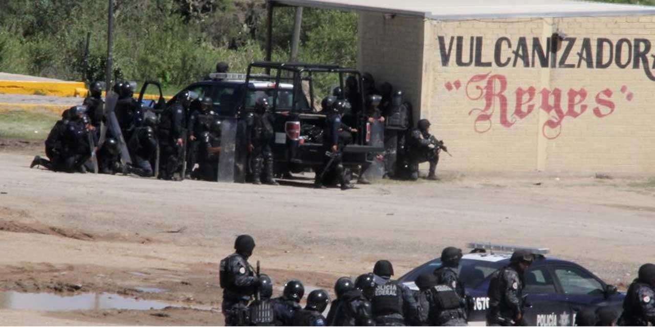 Caen ex jefes policiacos por hechos sangrientos   El Imparcial de Oaxaca