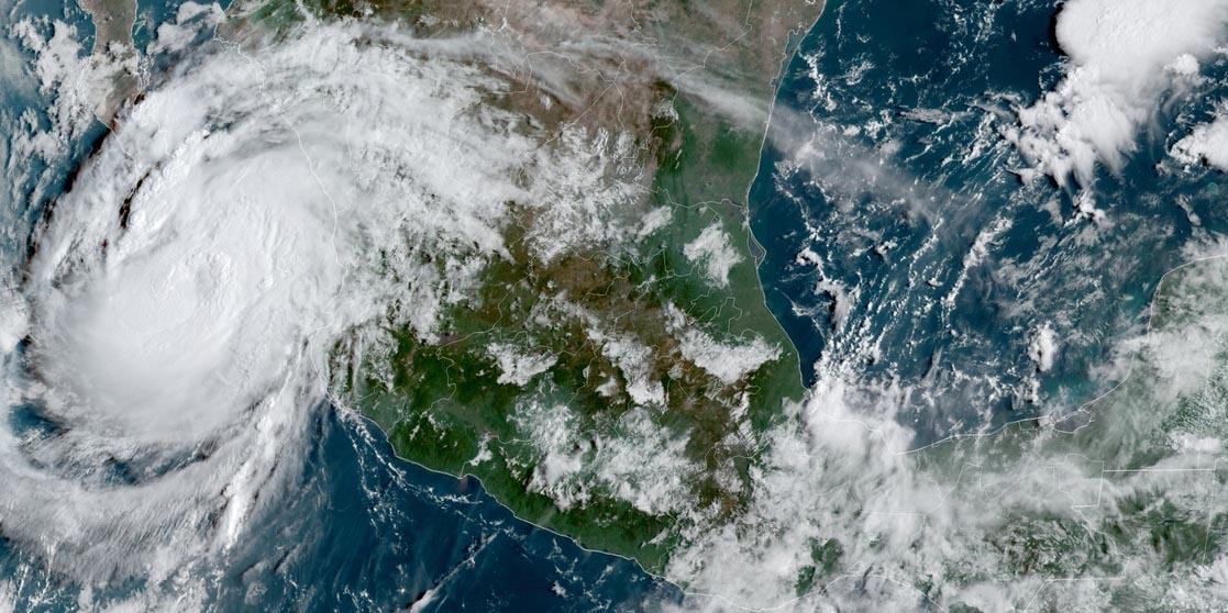 'Olaf' se intensifica y tocará tierra entre Los Cabos y La Paz, BCS | El Imparcial de Oaxaca