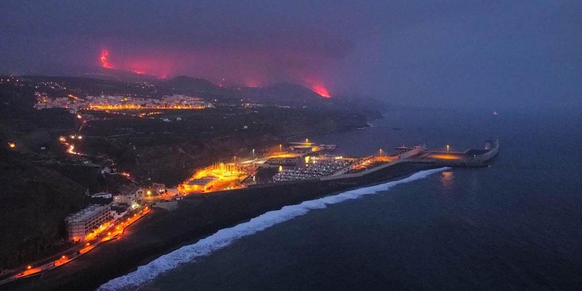 Descartan que haya peligro por gases tóxicos del volcán de La Palma | El Imparcial de Oaxaca