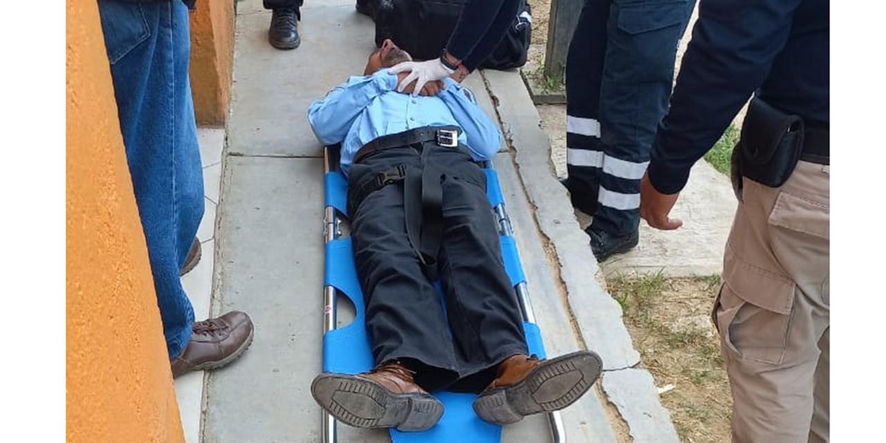 Ataque de pánico tras ser asaltado   El Imparcial de Oaxaca