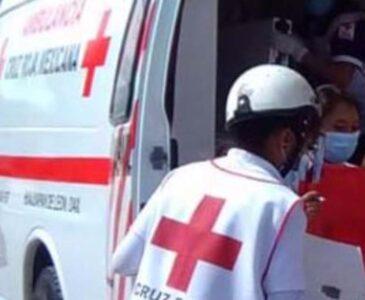 Motociclista resulta gravemente lesionado tras accidente en Huajuapan