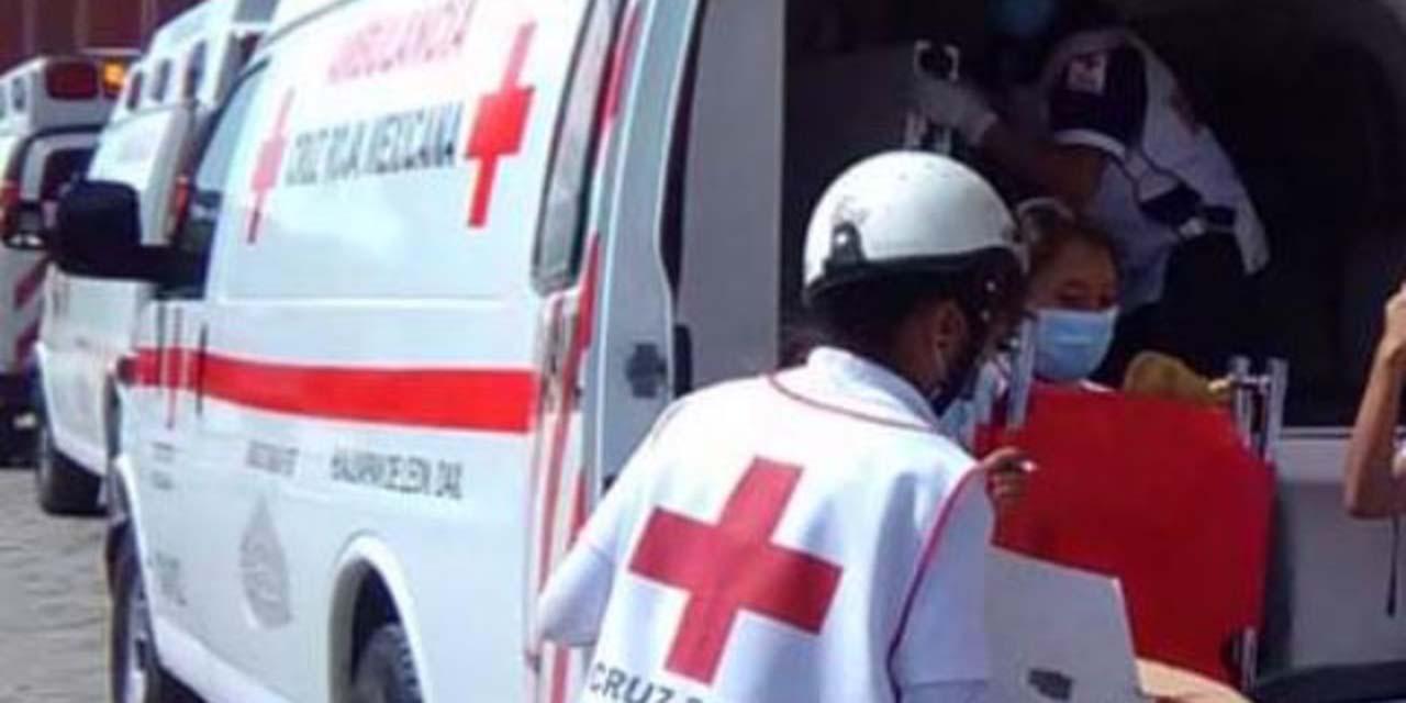 Motociclista resulta gravemente lesionado tras accidente en Huajuapan | El Imparcial de Oaxaca