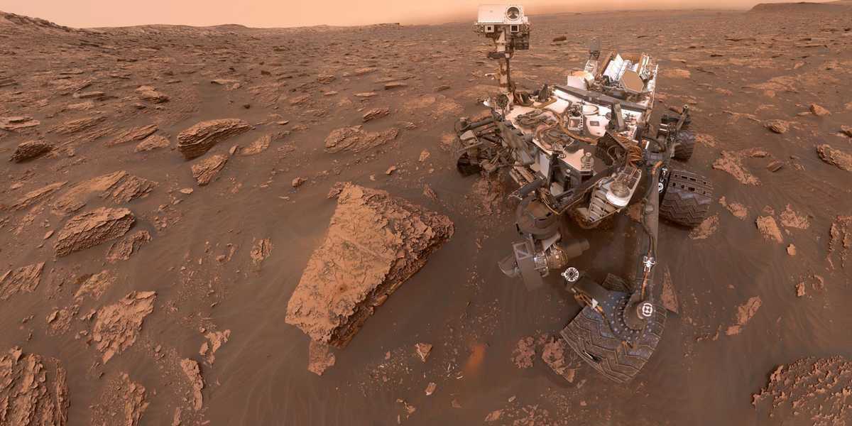 NASA presume la roca que obtuvo en Marte con su robot Perseverance   El Imparcial de Oaxaca