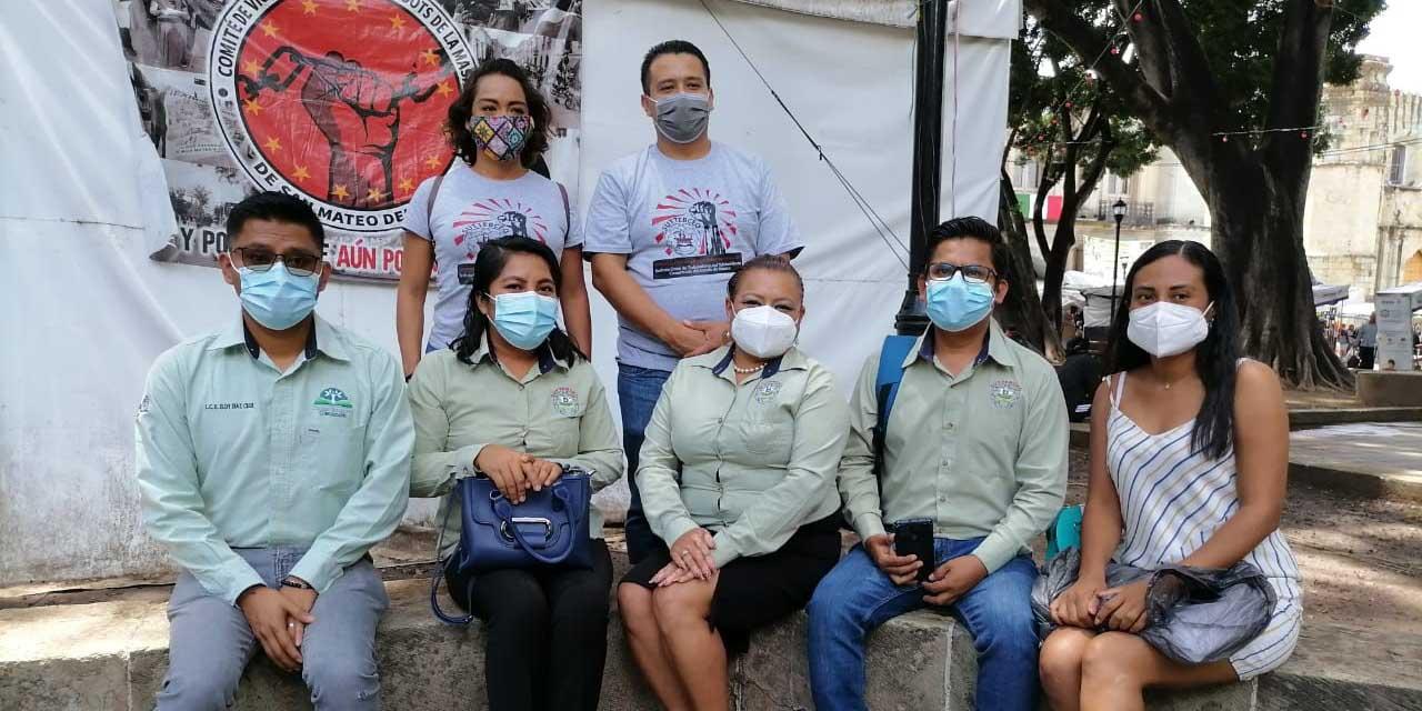 Tele Bachillerato Comunitario exige pago de aumento salarial   El Imparcial de Oaxaca