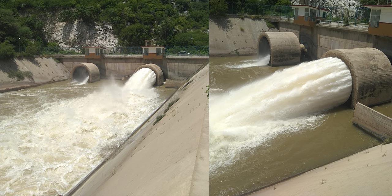 Desfoga Conagua presa Benito Juárez; alerta a municipios | El Imparcial de Oaxaca