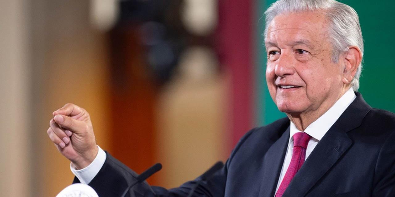 AMLO pide a conservadores participar en revocación de mandato y terminar guerra sucia   El Imparcial de Oaxaca