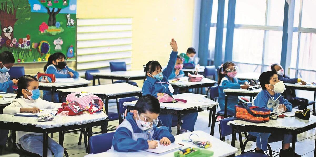 Detectan primer caso de covid-19 en escuela tras regreso a clases en Monterrey | El Imparcial de Oaxaca