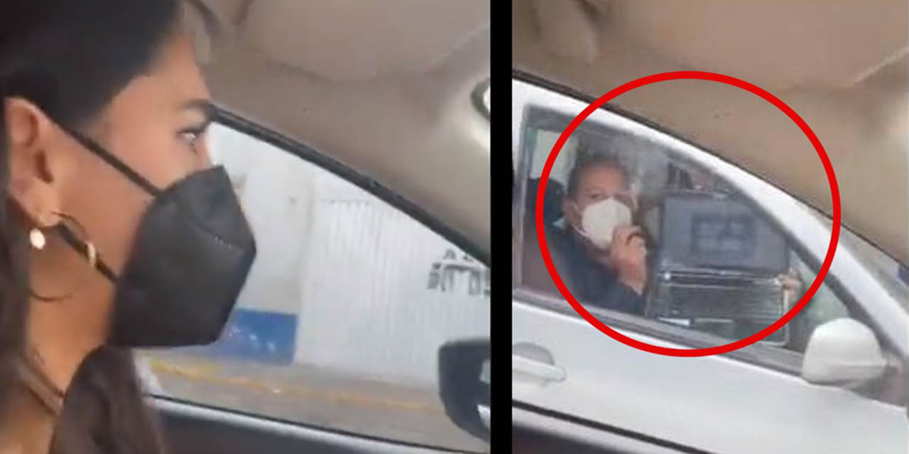 """""""Tu auto tiene reporte de robo"""": revelan nueva táctica de robo; así lo vivió una mujer   El Imparcial de Oaxaca"""