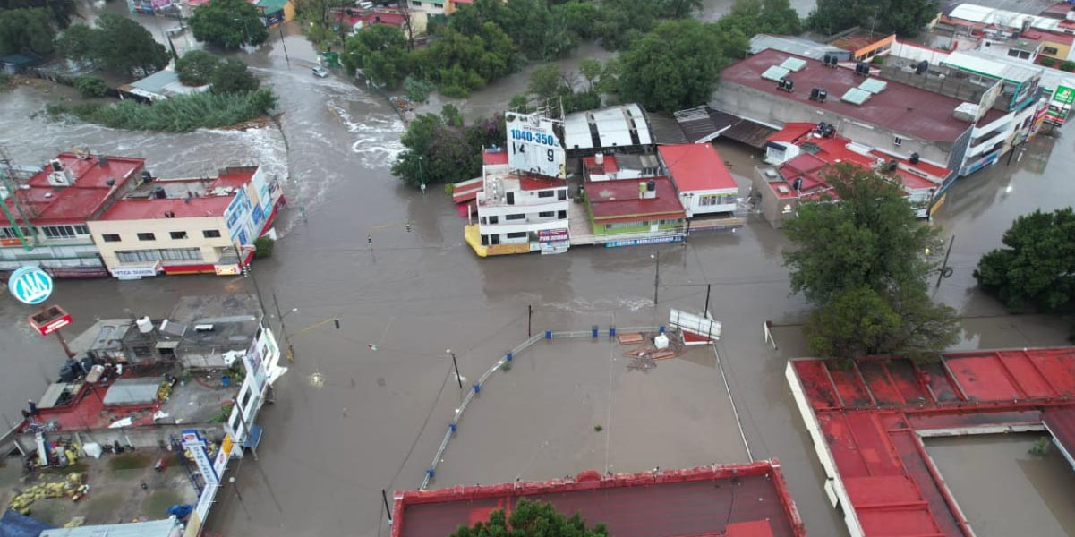 'La situación está controlada', asegura gobernador Omar Fayad tras desbordamiento del Río Tula | El Imparcial de Oaxaca