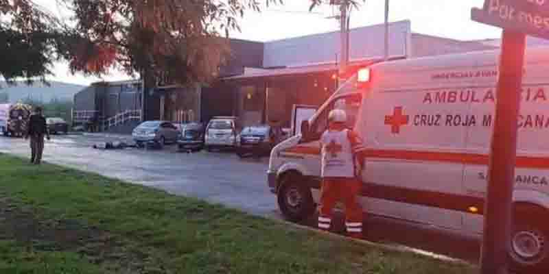 VIDEO: Envían paquete de explosivos en restaurante de Salamanca; 2 muertos y 4 heridos el saldo   El Imparcial de Oaxaca