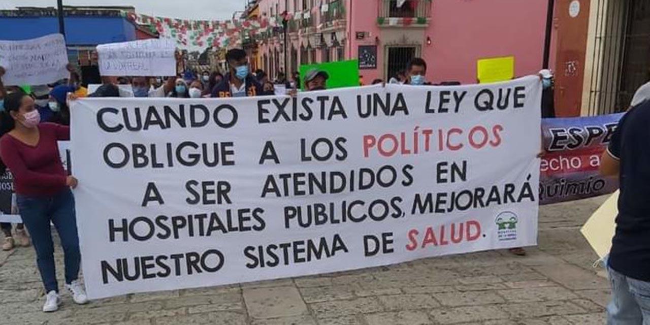 Se requieren 3 mmdp para ordenar sector salud: Murat   El Imparcial de Oaxaca