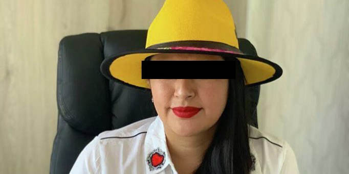 Detienen a diputada de Morena con armas largas y granadas de uso exclusivo del ejército   El Imparcial de Oaxaca