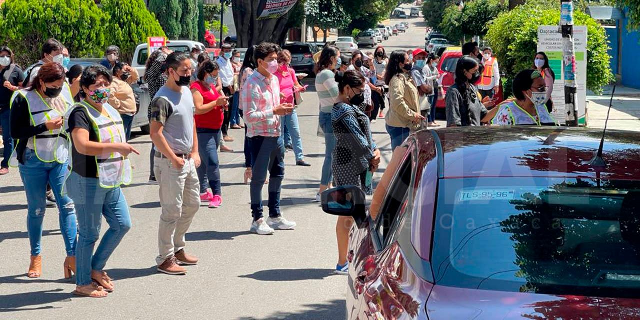 Participa la capital oaxaqueña en Segundo Simulacro Nacional   El Imparcial de Oaxaca