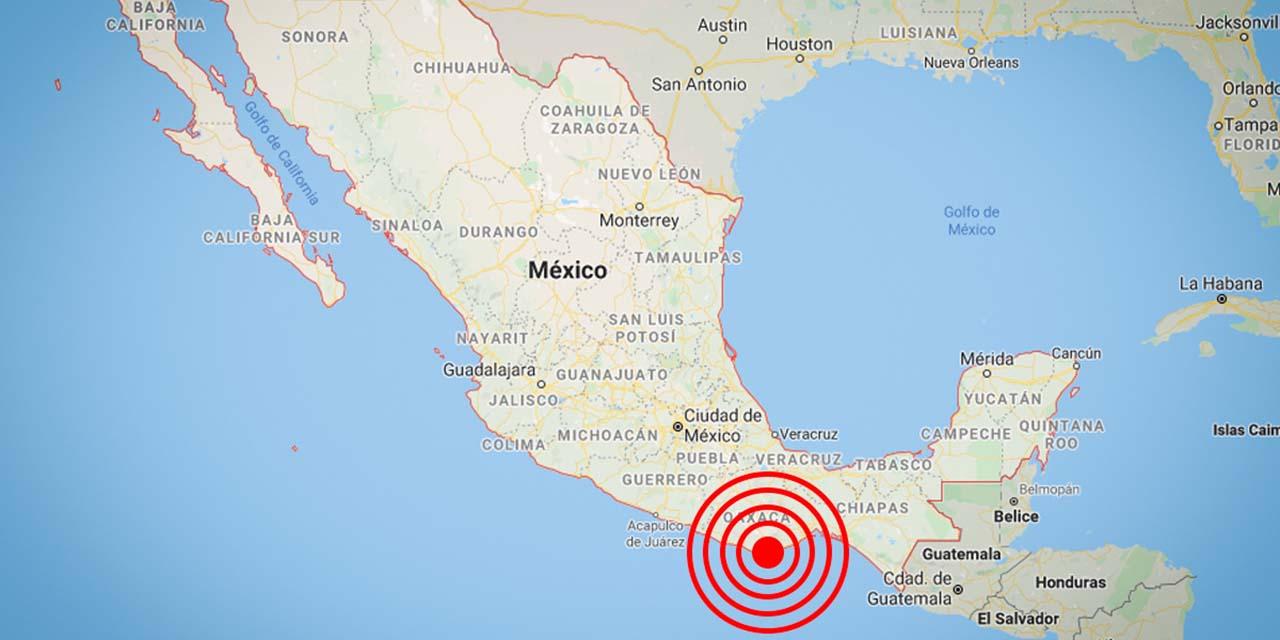 Van 6 mil 817 sismos en Oaxaca en 2021   El Imparcial de Oaxaca